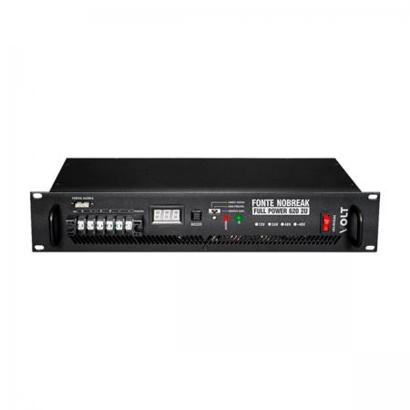 Fonte Nobreak FULL Power 620W -48 2U 3.23.003