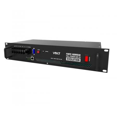 Fonte Nobreak FULL Power 620W P/ RACK 2U Evolution 24V 3.19.022