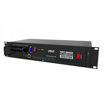 Fonte Nobreak FULL Power 620W P/ RACK 2U Evolution -48V 3.23.007