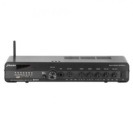 Frahm Amplificador SLIM 3700 Optical 120W RMS ATE 30 CX