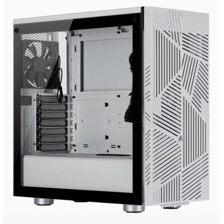 Gabinete ATX MID Tower - Carbide Series 275R Airflow White - CC-9011182-WW