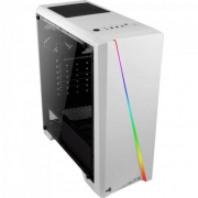 Gabinete Gamer MID Tower RGB CYLON Branco Aerocool