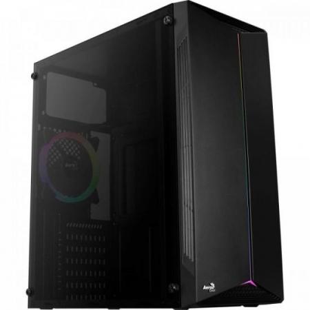 Gabinete Gamer MID Tower SPLIT RGB Aerocool
