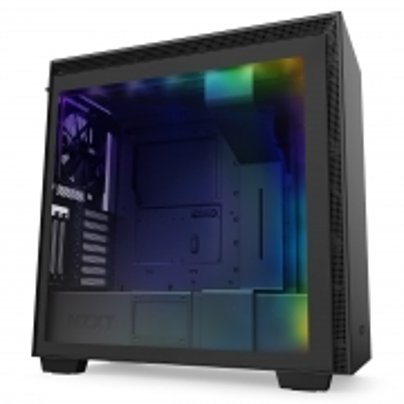 Gabinete H710I Matte BLACK - CA-H710I-B1