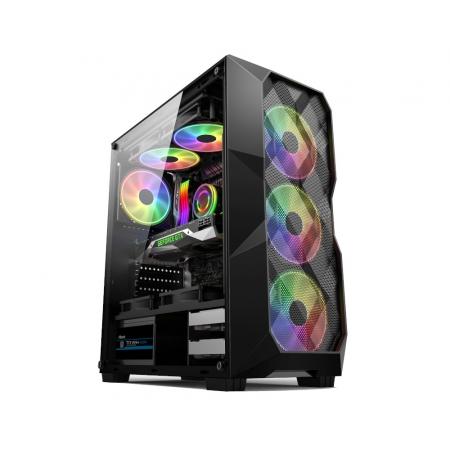 Gabinete Hayom GB1710 Gamer RGB