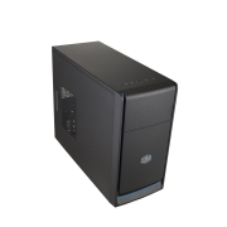 Gabinete Masterbox E300L Blue - MCB-E300L-KN5N-B01