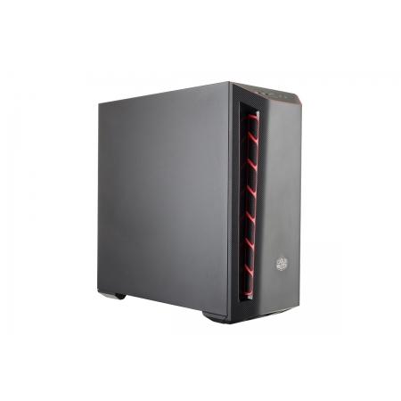Gabinete Masterbox MB501L RED - MCB-B501L-KNNN-S00