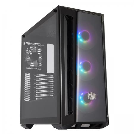Gabinete Masterbox MB520 ARGB - MCB-B520-KGNN-RGA