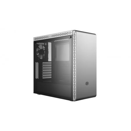 Gabinete Masterbox MS600 - Silver - MCB-MS600-SGNN-S00