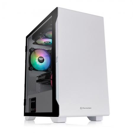 Gabinete TT Versa S100 TG SNOW/SPCC/TEMP.GLASS*1 CA-1Q9-00S6WN-00 #
