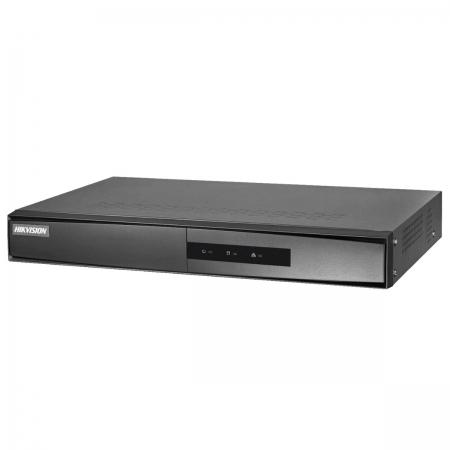 Gravador Digital NVR 4 Canais IP 4MP Poe S/HD H265+ DS-7104NI-Q1/4P/M
