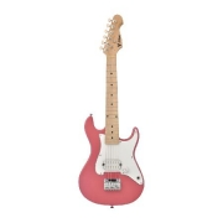 Guitarra Infantil Strato JR IST-H-PK Rosa