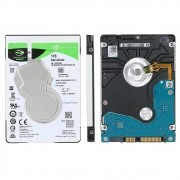 HD Interno Seagate Barracuda Notebook  1TB SATA 128MB 2.5 5400RPM (ST1000LM048)