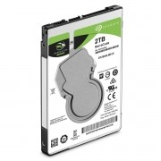HD Interno Seagate Barracuda Notebook 2TB SATA 128MB 2.5 5400RPM (ST2000LM015)