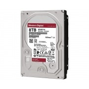 HD Interno Western Digital 8TB SATA Desktop (WD80EFAX)