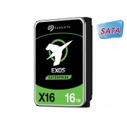 HD 3,5 Enterprise Servidor 24X7 Seagate 2KK103-002 ST16000NM001G 16 Teras 720RPM 256MB Cache SATA 6GB/S