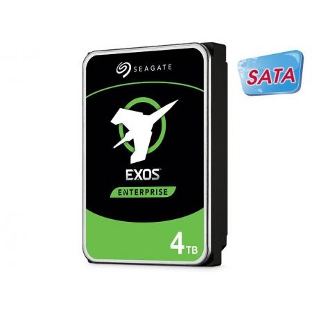 HDD 3,5  EXOS para Servidor HDD 2HZ100-003 ST4000NM000A 4TERA 7200RPM 256MB Cache SATA 6GBS