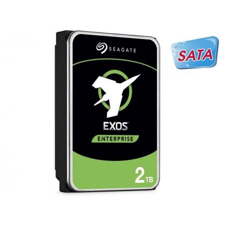 HDD 3,5  EXOS para Servidor HDD 2J2200-003 ST2000NM003A 2TERA 7200RPM 128MB Cache SAS 12GBS