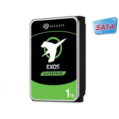 HDD 3,5  EXOS para Servidor HDD 2J3100-003 ST1000NM000A 1TERA 7200RPM 128MB Cache SATA 6GBS