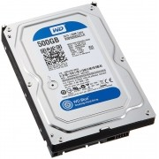 HDD Western Digital 500GB WD5000AZLX 16MB 7200RPM SATA3 BR
