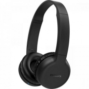 Headphone Bluetooth TAH1205BK/00 Preto Philips