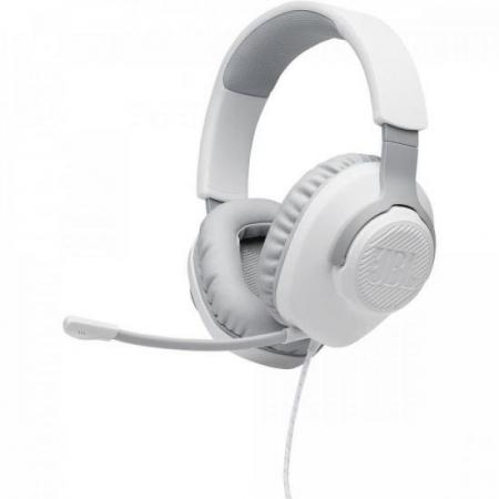 Headset Gamer Quantum 100 Branco JBL