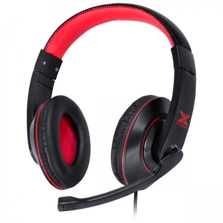 Headset Gamer VX Gaming V Blade II USB com Microfone Retratil e Ajuste - 31534