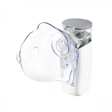 Inalador Portatil MESH EASY AIR HC215 BRANCO/CINZA