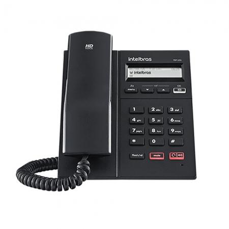 Intelbras Telefone IP TIP 125I CZ 4201251