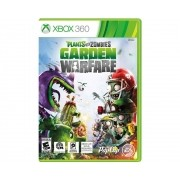 Jogo Electronic ARTS PLANTS VS Zombie Warfare XBOX 360 DVD  (EAR2692X)