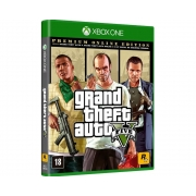 Jogo Take TWO GTA V Premium Online Edition XBOX ONE BLU-RAY (TT000188XB1)