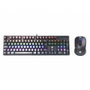 Kit HP INC Tecl+mouse USB Gaming Mechan GM200 PTO (GM200)