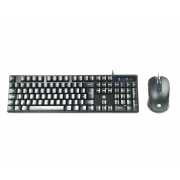 Kit HP INC Tecl+mouse USB Gaming MEMB KM200 PTO (KM200)