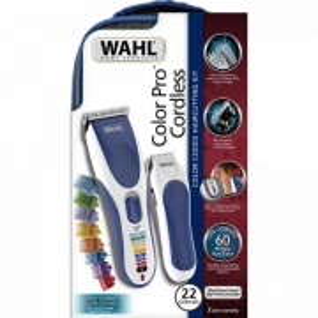 Kit MAQUINA/APARADOR WAHL Color PRO Cordless