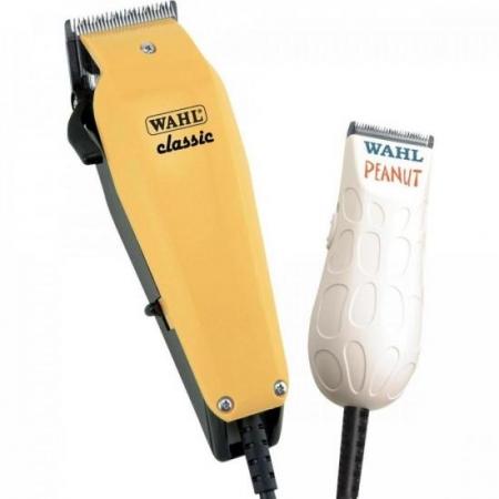 Kit Maquina de Cabelo Classic + Peanut 127V WAHL