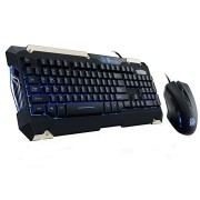 Kit Teclado & Mouse Thermaltake Commander