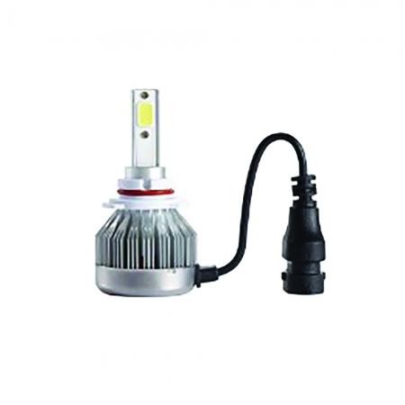 Lampada Multilaser Super LED H11 30W 6200K AU837 PAR