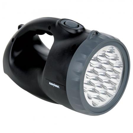 Lanterna Rayovac Hibrida Recarregavel 19 LEDS Bivolt