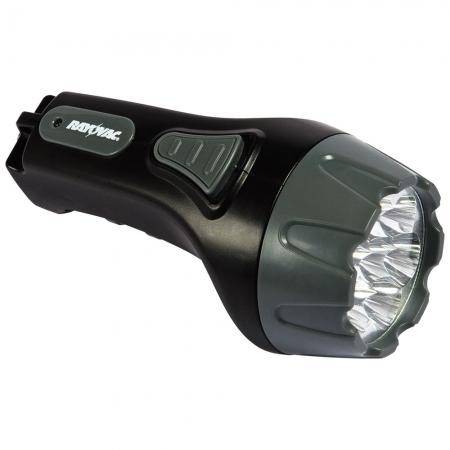 Lanterna Rayovac Recarregavel 7 LEDS Bivolt