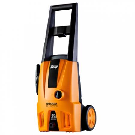 Lav ALTA Pressao WAP Ousada PLUS 2200 1750 Libras - FW005357 LARANJA/PRETO 220 VOLTS