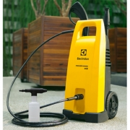 Lavadora de ALTA Pressao Electrolux 1800 Libras EWS30 - 3410AJBR404 Amarelo 110 VOLTS