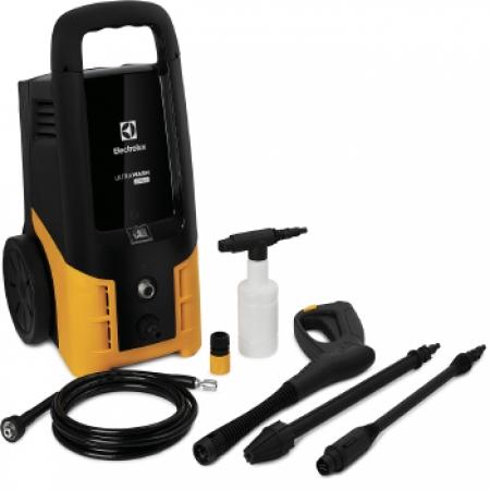 Lavadora de ALTA Pressao Electrolux 2200 Libras UWS31 - 3010AEBR412 PRETO/AMARELO 110 VOLTS