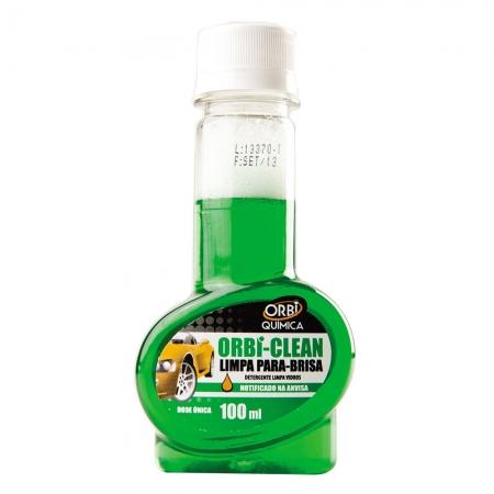 Limpa PARA-BRISA ORBI Clean Detergente 100ML ORBI Quimica