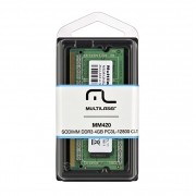 Memoria Notebook Multilaser Sodimm DDR3 4GB MM420