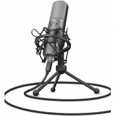 Microfone Gamer Streming TRUST - GXT 242 Lance C/TRIPE-22614
