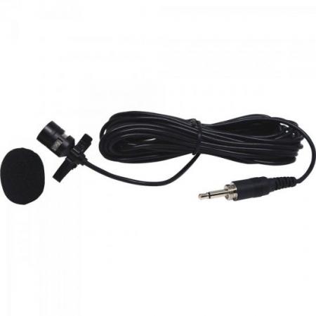 Microfone Lapela ML100-S Preto Leson