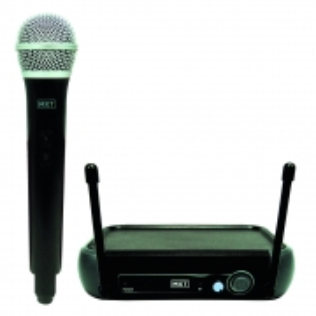 Microfone sem Fio MXT UHF202/201 Frequencia 686.1MHZ