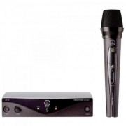 Microfone Wireless PW45 VSET a Preto AKG