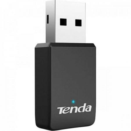 Mini Adaptador Wireless USB AC650 U9 Tenda