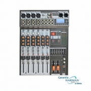 Mixer Analogico Soundcraft SX802FS USB 8 Canais